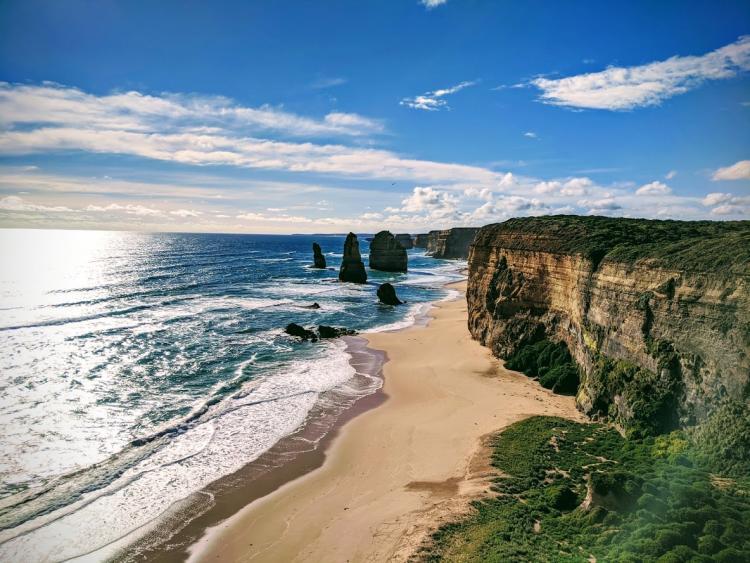 Beaches in Melbourne, Australia