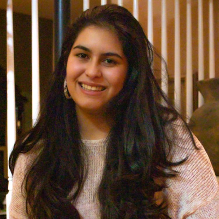 Catalina Bastias, ISAB member