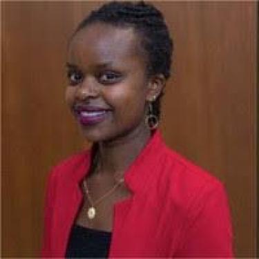 Chantal Iribagiza, ISAB 2021 Member
