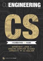 CU Engineering Magazine 2021 Cover