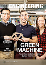 CUENGINEERING Magazine Spring 2019 Cover