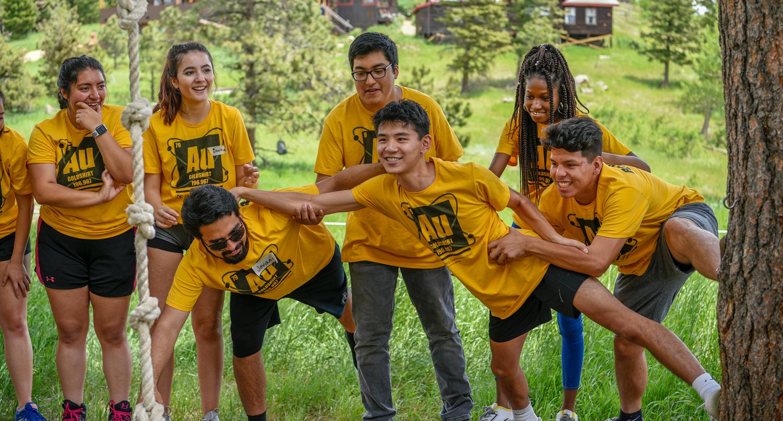 CU Boulder GoldShirt Program