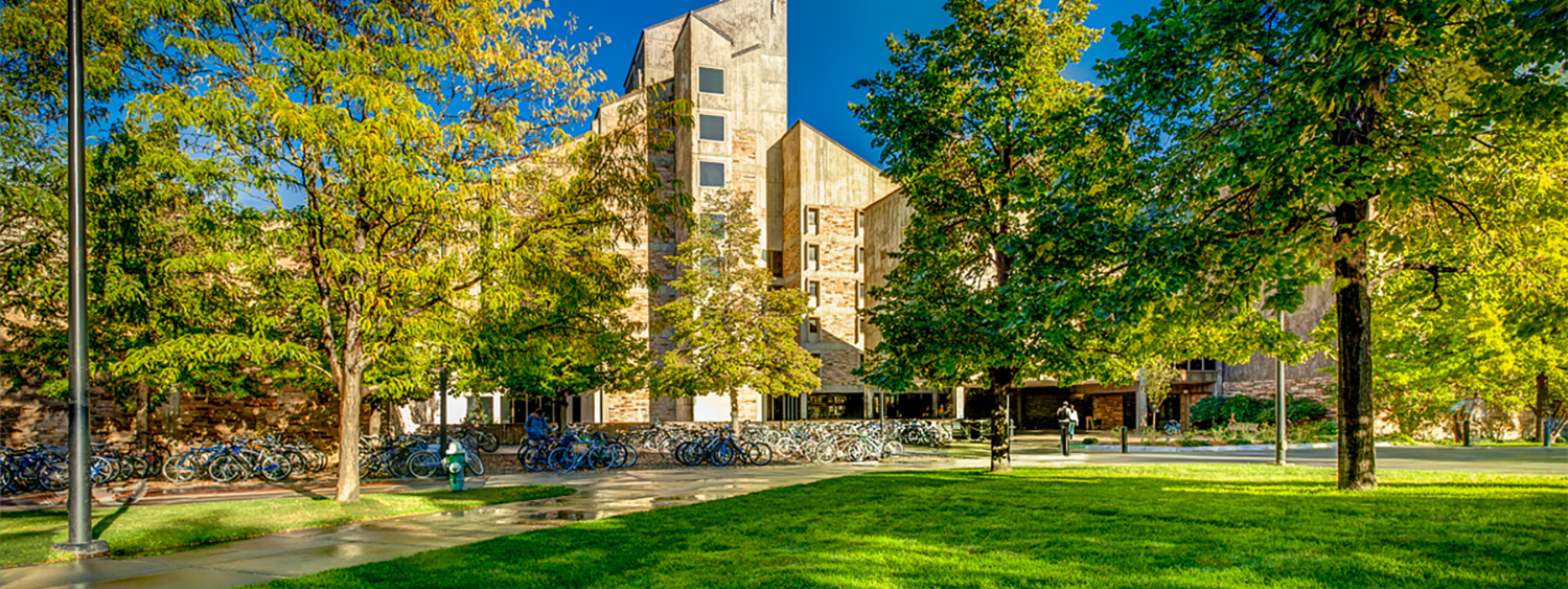 College of Engineering and Applied Science CU Boulder