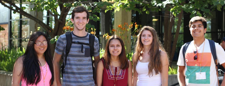 aspire summer bridge students