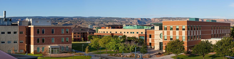 CMU campus panoramic