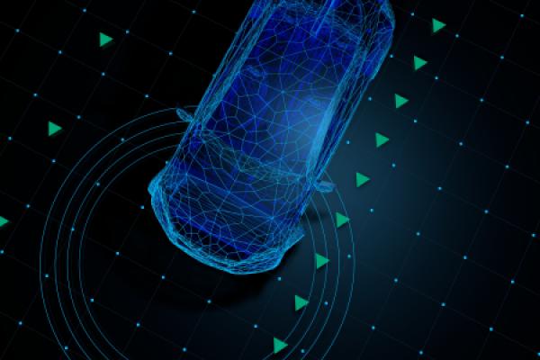 Autonomous systems illustration.