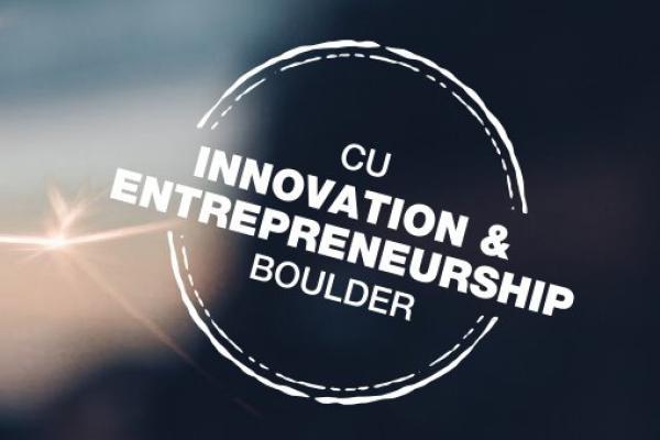 CU Boulder Innovation and Entrepreneurship initiative logo