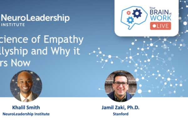 The Science of Empathy and Allyship and Why it Matters graphic