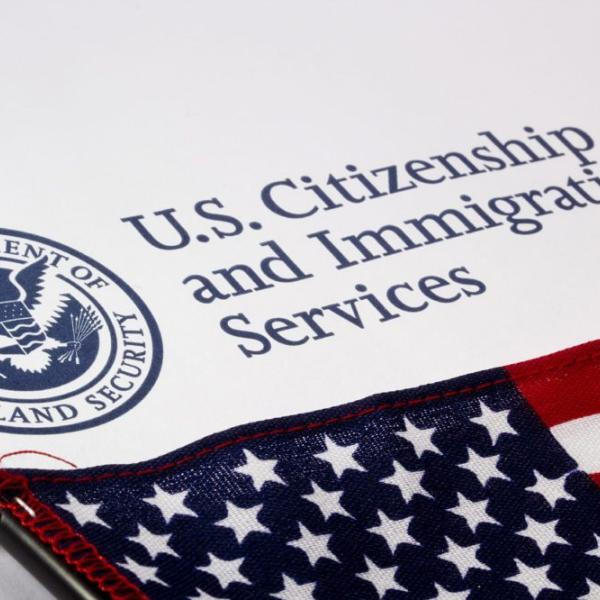 US Citizenship and Immigration Services Seal