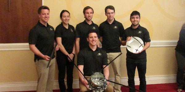 The University of Colorado Boulder NASA BIG Idea Challenge Team.