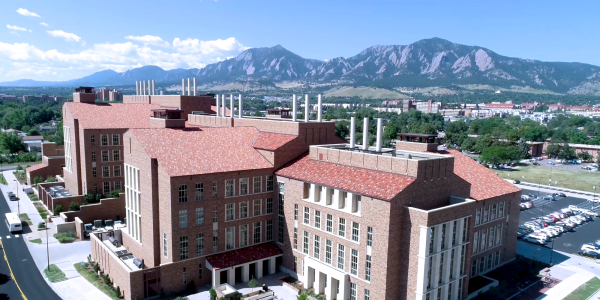 Jennie Smoly Caruthers Biotechnology Building at CU Boulder