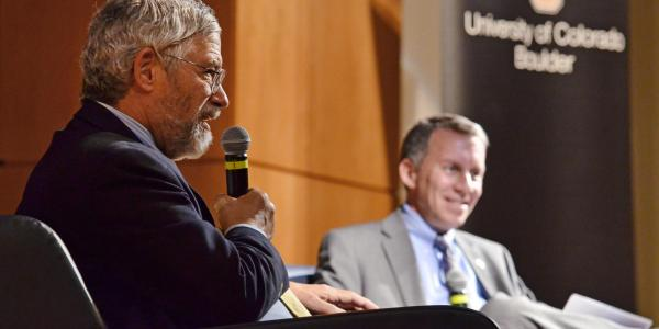 John Holdren and Bobby Braun