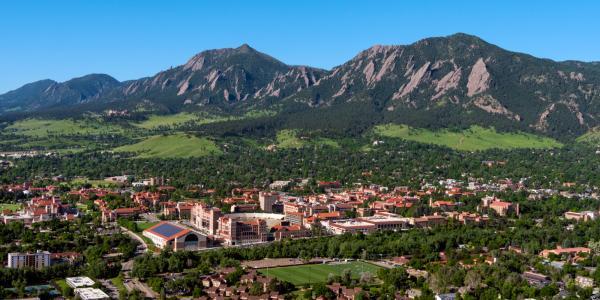 Boulder aerial
