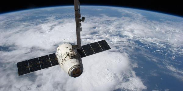 SpaceX Dragon Resupply Capsule