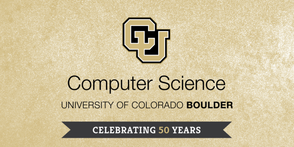 Computer science 50 years logo