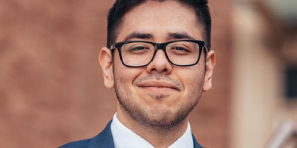 Marvin Gonzalez headshot