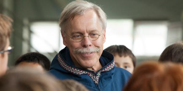 Herb Schroeder (PhDCivEngr'91)