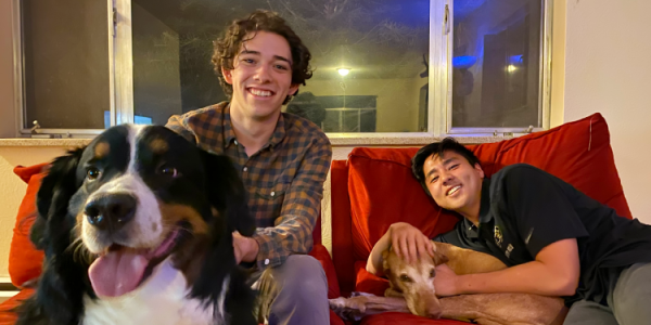 Puppy Pal Prosthetics founders