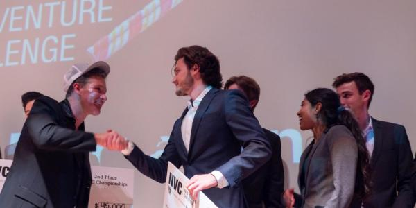 Stride Tech wins NVC challenge
