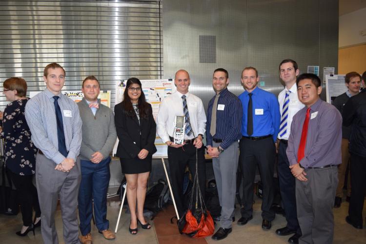 Team REPTAR group photo.
