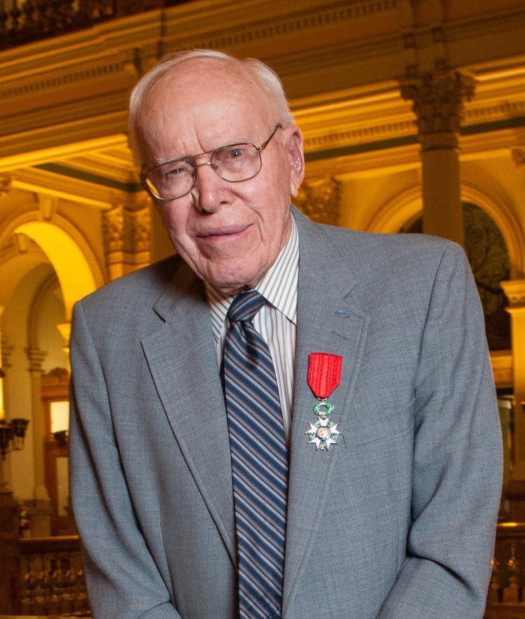Leonard Siekmeier in present day