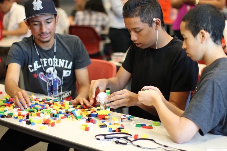 EngiNearMe: Bringing Engineering to Denver high schoolers