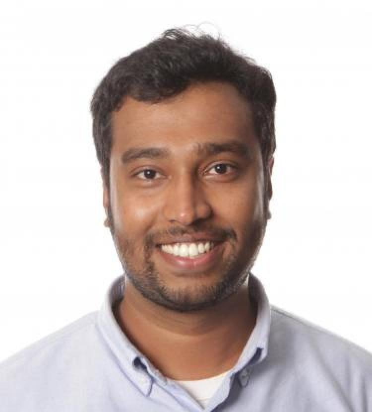 Portrait of kaushik Jayaram