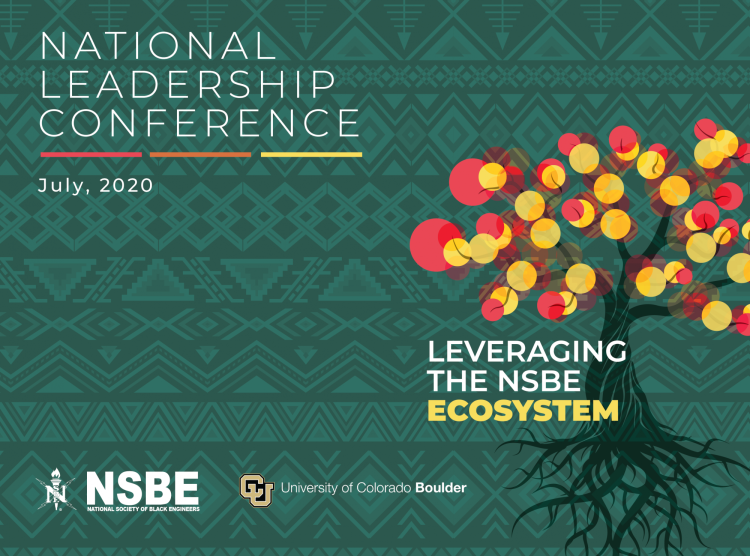 NSBE National Leadership Conference 2020 graphic