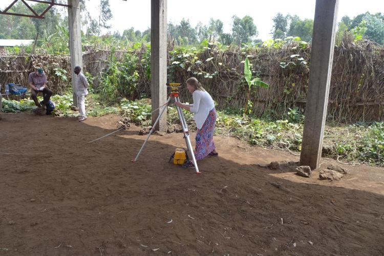 Nikki van den Heever on Engineers Without Borders project in Rwanda