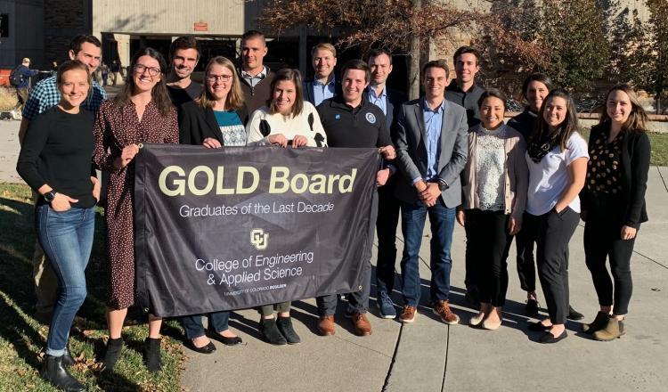 GOLD Board Members