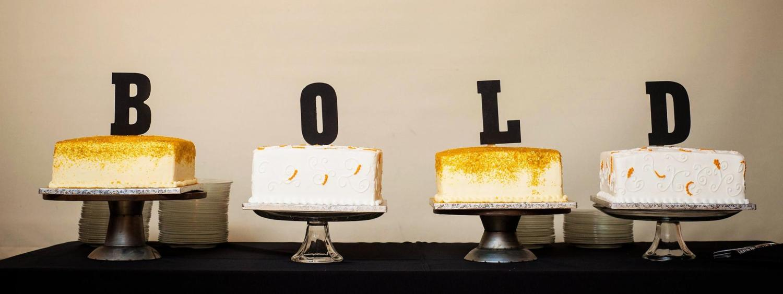 bold cakes