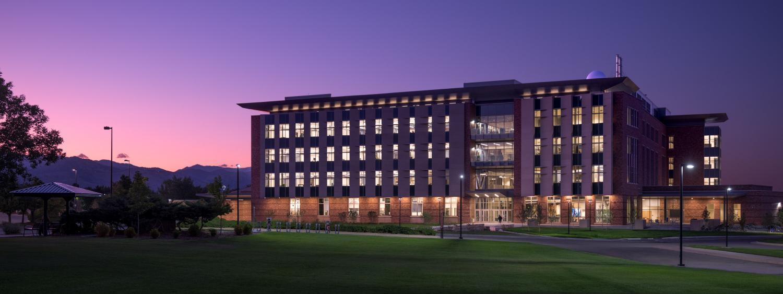 CU Boulder's Aerospace Engineering Sciences building