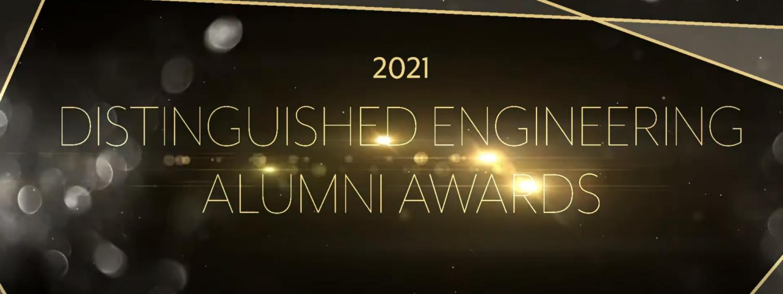 Distinguished Engineering Alumni Awards 2021