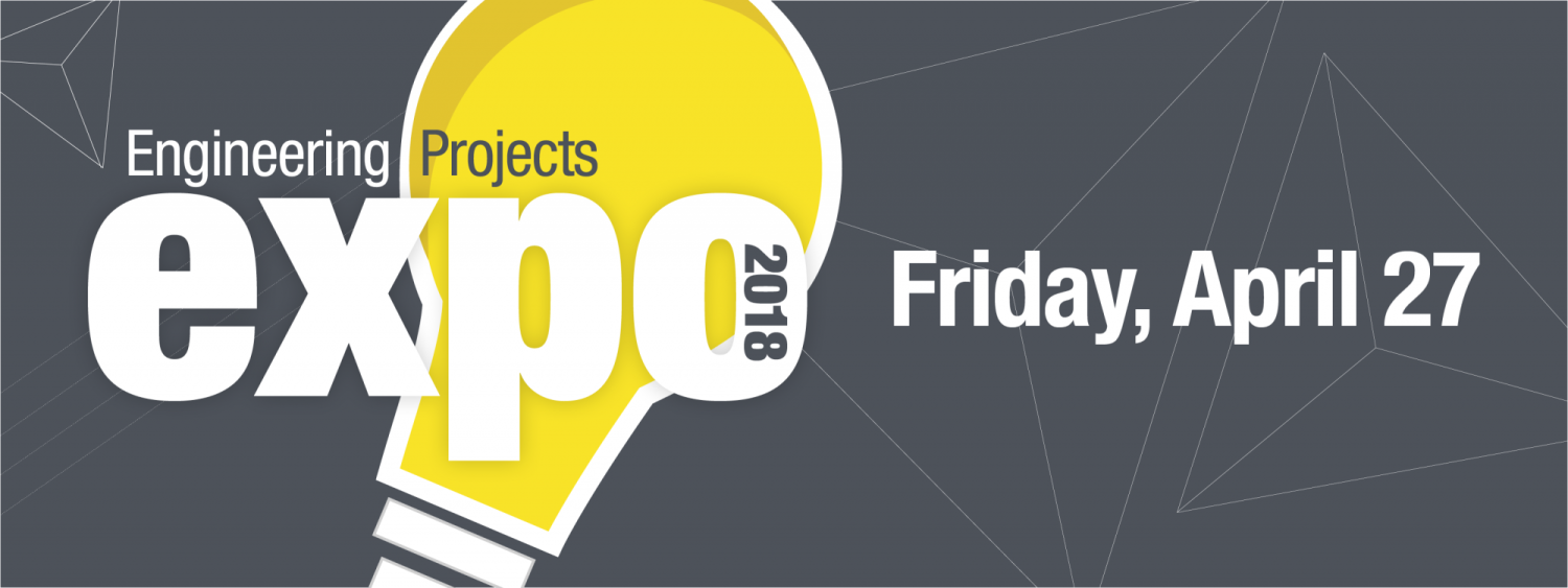 Engineering Projects Expo - April 27