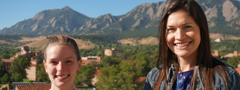 Two CU Boulder students earn scholarships for women in cybersecurity