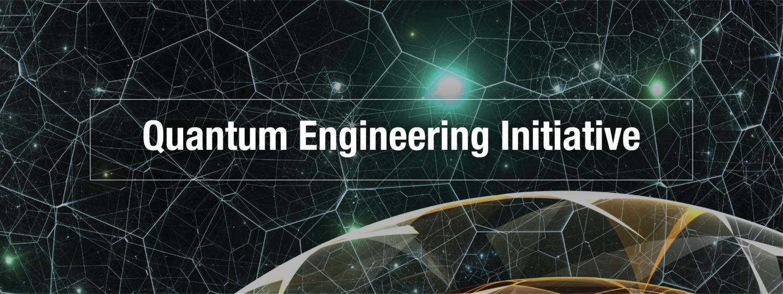 Quantum Engineering Initiative graphic