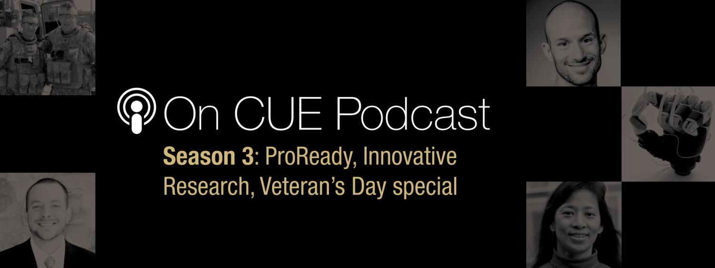 On CUE Podcast: Season 3