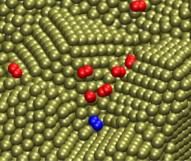 Engineering the atomic-scale surface features of the platinum electrode