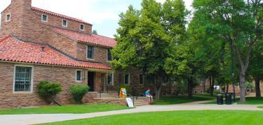 Engineering Quad residence halls