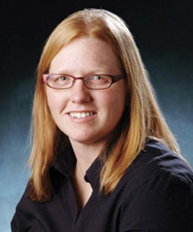 Professor Kristi Anseth of the University of Colorado Boulder's Department of Chemical and Biological Engineering.