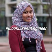 #ILookLikeAnEngineer Faiza Sid-Ahmed