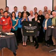 Alumni gather in Houston