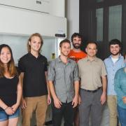 Professor Sean Shaheen's research group