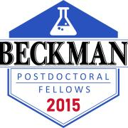 Arnold O. Beckman Postdoctoral Fellows beaker logo 2015
