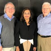 The BREK team: Bob Erickson, Kala Majeti and Roger Bell