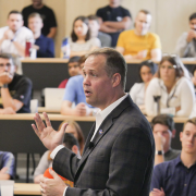 Jim Bridenstein at CU Boulder