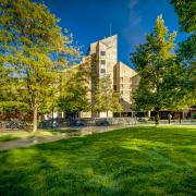 CU Boulder campus