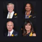 Photos of DEAA recipients