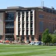 CU Boulder Aerospace Building Exterior