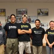 AISES students at 2017-2018 First Nations Launch